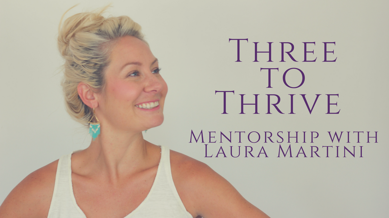 Three to Thrive