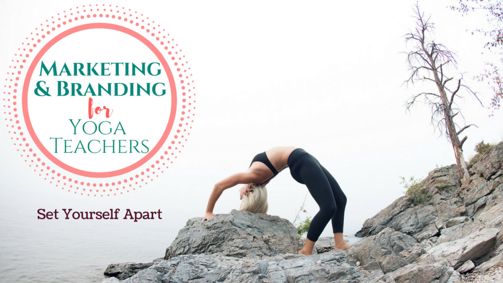 e course for yoga instructors on marketing and branding