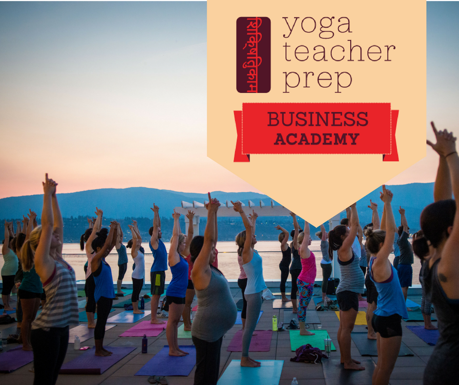 Yoga Business Academy Membership – Yoga Teacher Prep