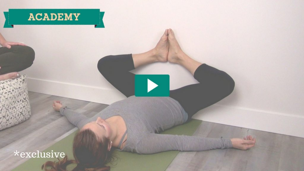 yoga class for sleep and relaxation